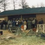 Einweihungsangeln 1986